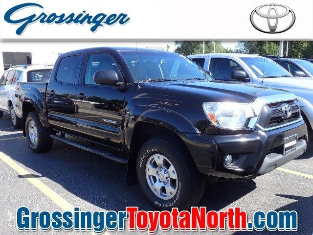 Grossinger Toyota North >> 2012 Toyota Tacoma for sale in Lincolnwood, IL