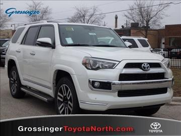 2016 Toyota 4Runner for sale in Lincolnwood, IL