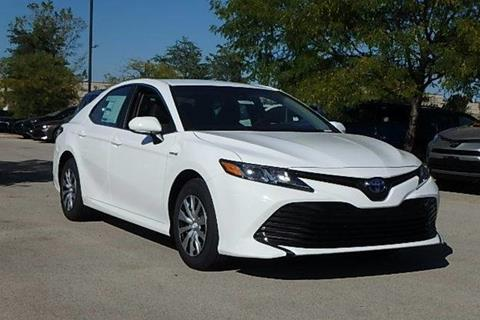 2018 Toyota Camry Hybrid for sale in Lincolnwood, IL