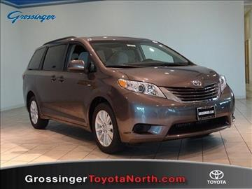 2017 Toyota Sienna for sale in Lincolnwood, IL