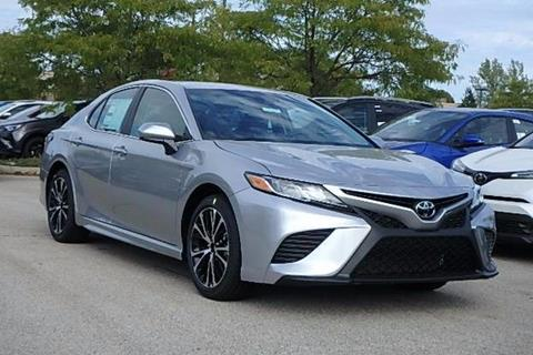 2018 Toyota Camry for sale in Lincolnwood, IL