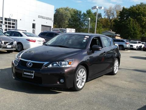 2013 Lexus CT 200h for sale in Lincolnwood, IL