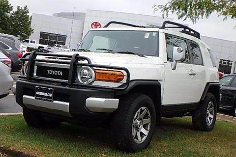 Grossinger Toyota North >> 2014 Toyota FJ Cruiser For Sale - Carsforsale.com