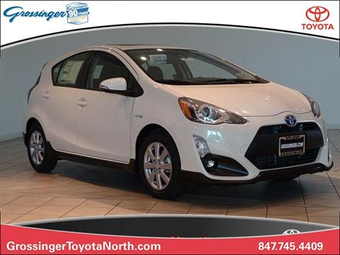 2017 Toyota Prius c for sale in Lincolnwood, IL