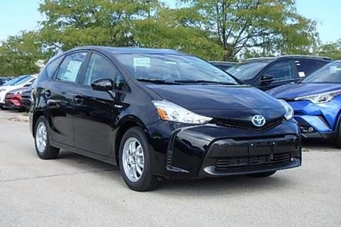 2017 Toyota Prius v for sale in Lincolnwood, IL