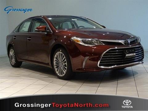 2017 toyota avalon for sale. Black Bedroom Furniture Sets. Home Design Ideas