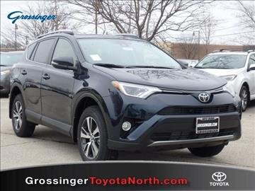 2017 Toyota RAV4 for sale in Lincolnwood, IL