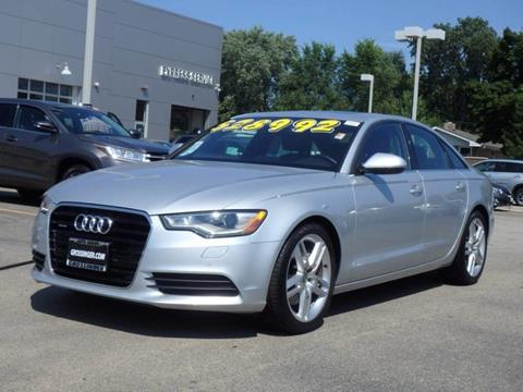 2014 Audi A6 for sale in Lincolnwood, IL