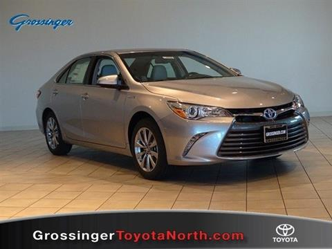 2017 Toyota Camry Hybrid for sale in Lincolnwood, IL