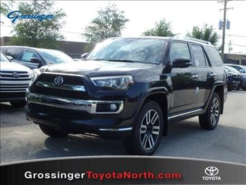 2017 Toyota 4Runner for sale in Lincolnwood, IL
