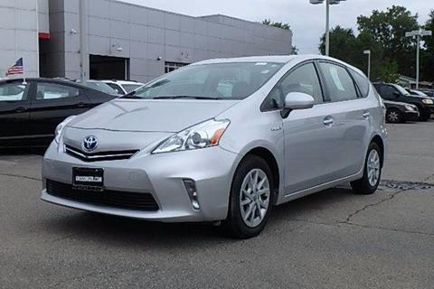 2014 Toyota Prius v for sale in Lincolnwood, IL