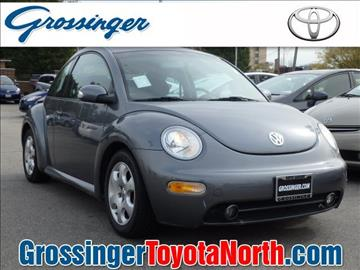 2003 Volkswagen New Beetle for sale in Lincolnwood, IL