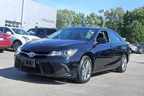 2016 Toyota Camry for sale in Lincolnwood, IL