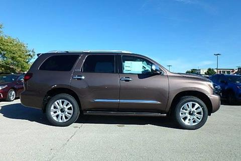 2018 Toyota Sequoia for sale in Lincolnwood, IL