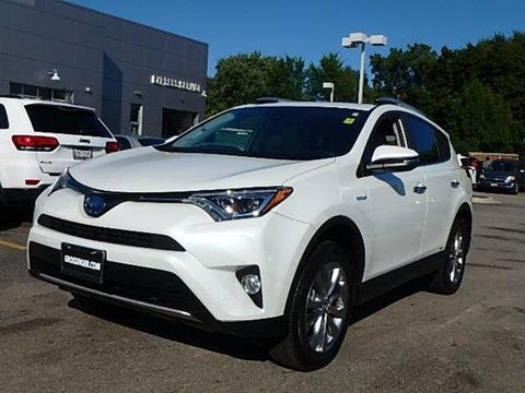 2016 Toyota RAV4 Hybrid for sale in Lincolnwood, IL