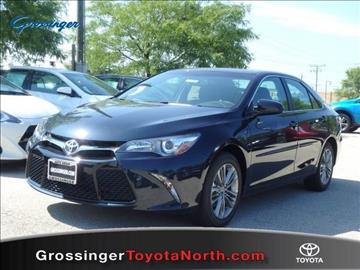 2017 Toyota Camry for sale in Lincolnwood, IL