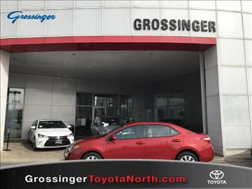 2016 Toyota Corolla For Sale Illinois Carsforsale