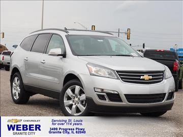 2017 chevrolet traverse for sale in granite city il. Cars Review. Best American Auto & Cars Review