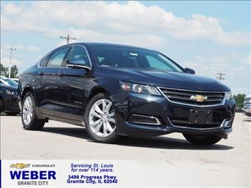 2016 chevrolet impala for sale illinois. Black Bedroom Furniture Sets. Home Design Ideas