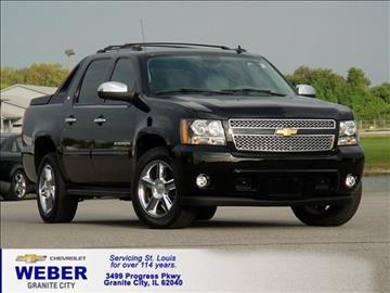 2012 Chevrolet Avalanche for sale in Granite City, IL