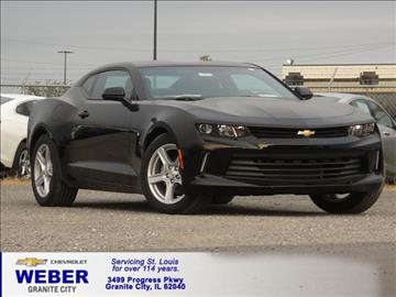 2017 chevrolet camaro for sale in granite city il. Cars Review. Best American Auto & Cars Review