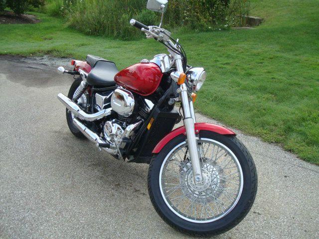 2003 Honda Shadow VT-750