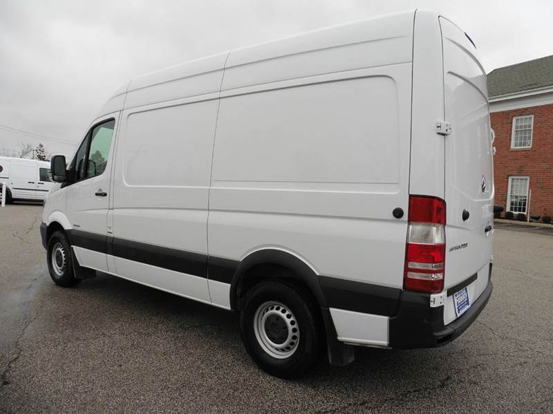 2014 mercedes benz sprinter cargo 2500 144 wb 3dr cargo for 2014 mercedes benz sprinter cargo van