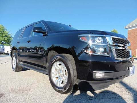 2016 chevrolet tahoe for sale chagrin falls oh. Black Bedroom Furniture Sets. Home Design Ideas