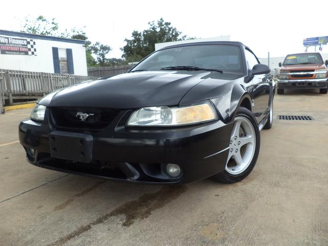 2015 Ford Mustang For Sale Carsforsale Com >> 1999 Ford Mustang SVT Cobra for sale in Dallas, TX ...