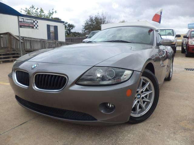 2005 Bmw Z4 For Sale In Springfield Il Carsforsale Com