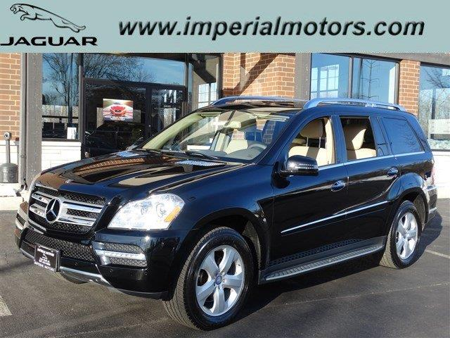 Used 2012 Mercedes Benz Gl Class Gl450 Awd 4matic 4dr In