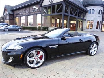 2015 Jaguar Xk For Sale