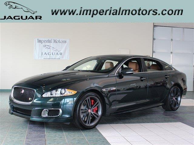 Used jaguar xjr for sale for Imperial motors jaguar of lake bluff