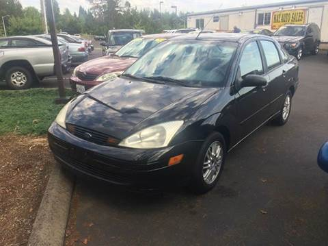 2000 Ford Focus for sale in Tigard, OR