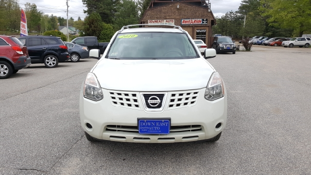2010 Nissan Rogue S AWD 4dr Crossover - South Waterboro ME
