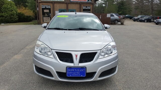 2010 Pontiac G6 4dr Sedan w/1SB - South Waterboro ME