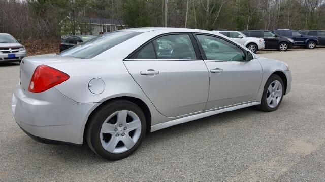 2010 Pontiac G6 4dr Sedan w/1SB - South Waterboro ME