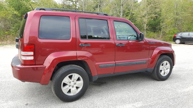 2011 Jeep Liberty Sport 4x4 4dr SUV - South Waterboro ME