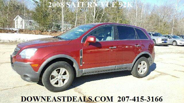 2008 Saturn Vue XE 4dr SUV - South Waterboro ME