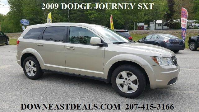 2009 Dodge Journey SXT 4dr SUV - South Waterboro ME