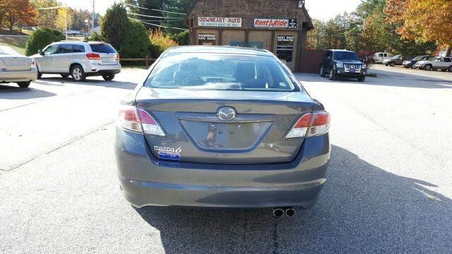 2011 Mazda MAZDA6 i Sport 4dr Sedan 5A - South Waterboro ME