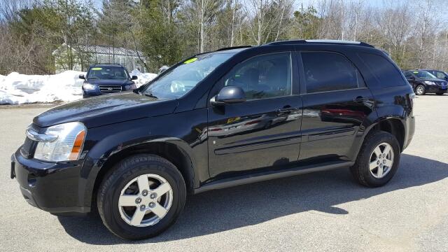2008 Chevrolet Equinox LT AWD 4dr SUV w/1LT - South Waterboro ME