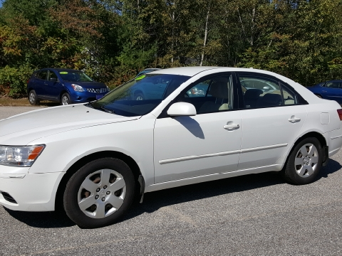 2009 Hyundai Sonata for sale in South Waterboro, ME