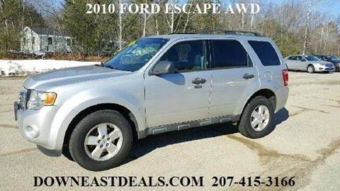 2010 Ford Escape