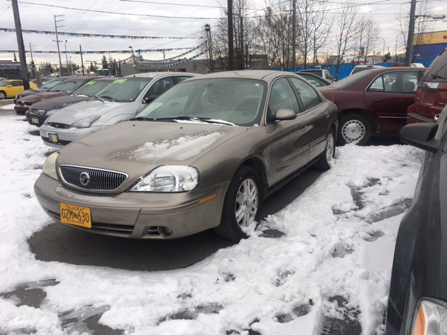 2004 Mercury Sable LS Premium 4dr Sedan - Anchorage AK