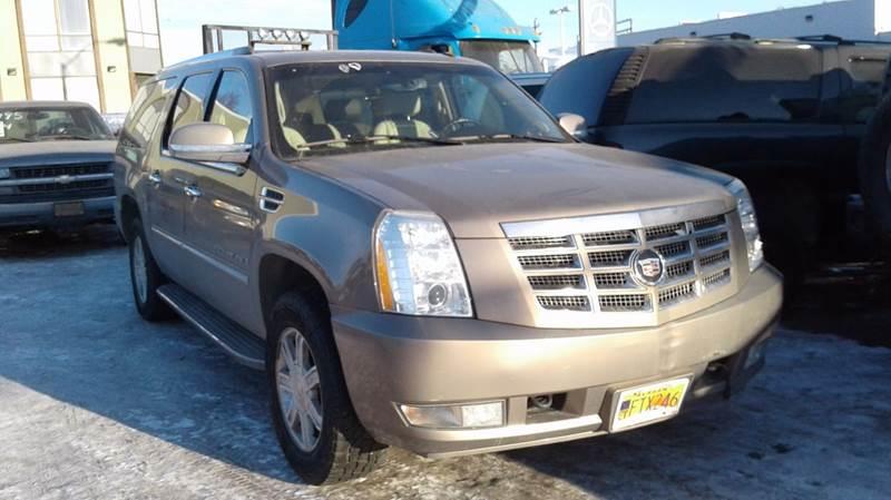 2007 Cadillac Escalade ESV AWD 4dr SUV - Anchorage AK