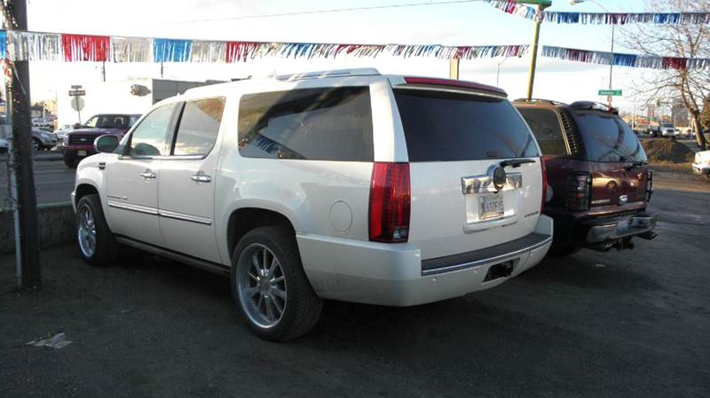 2008 Cadillac Escalade ESV AWD 4dr SUV - Anchorage AK
