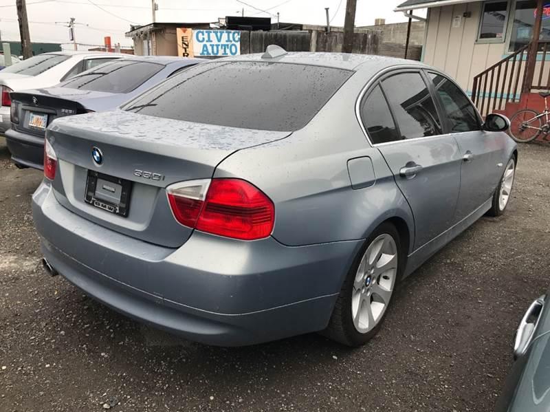 2006 BMW 3 Series 330i 4dr Sedan - Anchorage AK