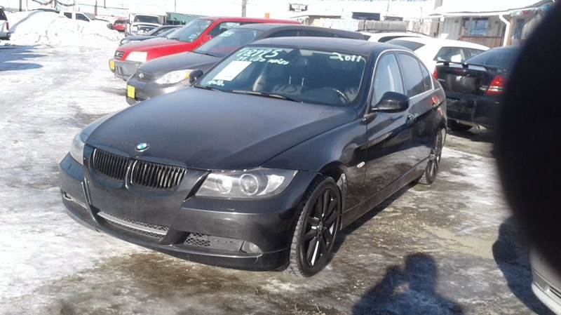 2011 BMW 3 Series AWD 328i xDrive 4dr Sedan - Anchorage AK