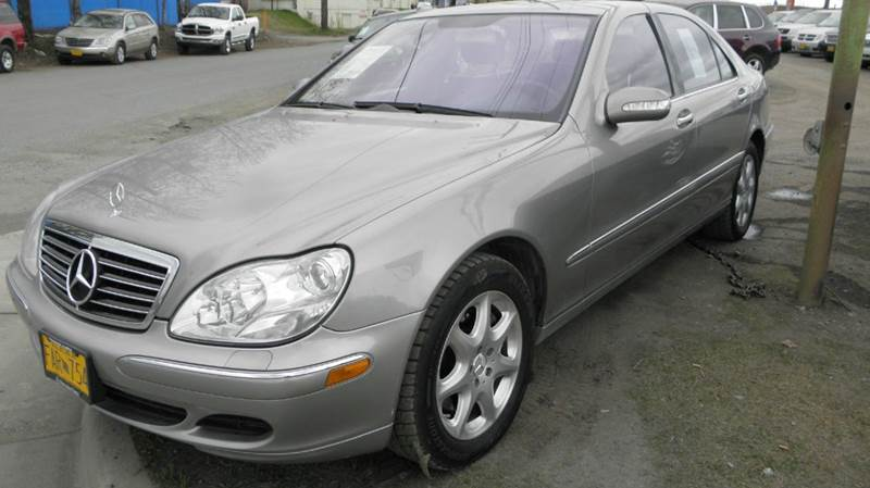 2006 Mercedes-Benz S-Class S430 4MATIC AWD 4dr Sedan - Anchorage AK